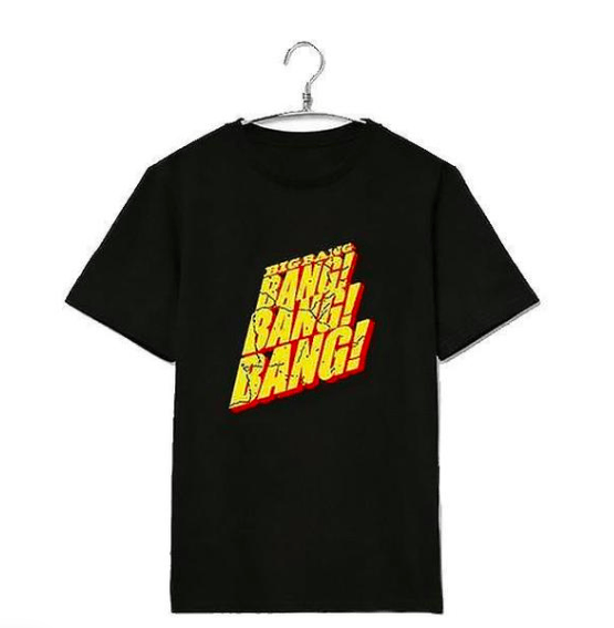"""Big Bang Bang Bang"" T-shirt - Mermaid Freak"