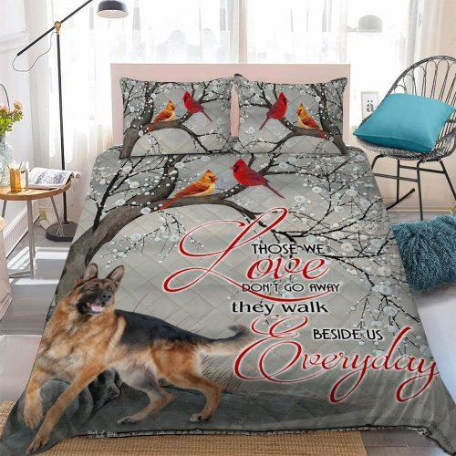 Blanket with Dog and Bird My Loved Ones Blanket, Blanket for Animal Lover, Best Friend Blanket, I Love Animals Blanket NS1 - Mermaid Freak