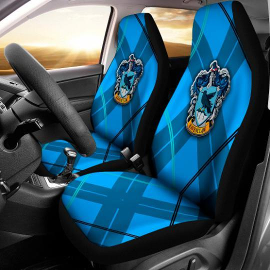 Harry Potter RavenClaw Car Seat Cover Set (2pcs) - Mermaid Freak