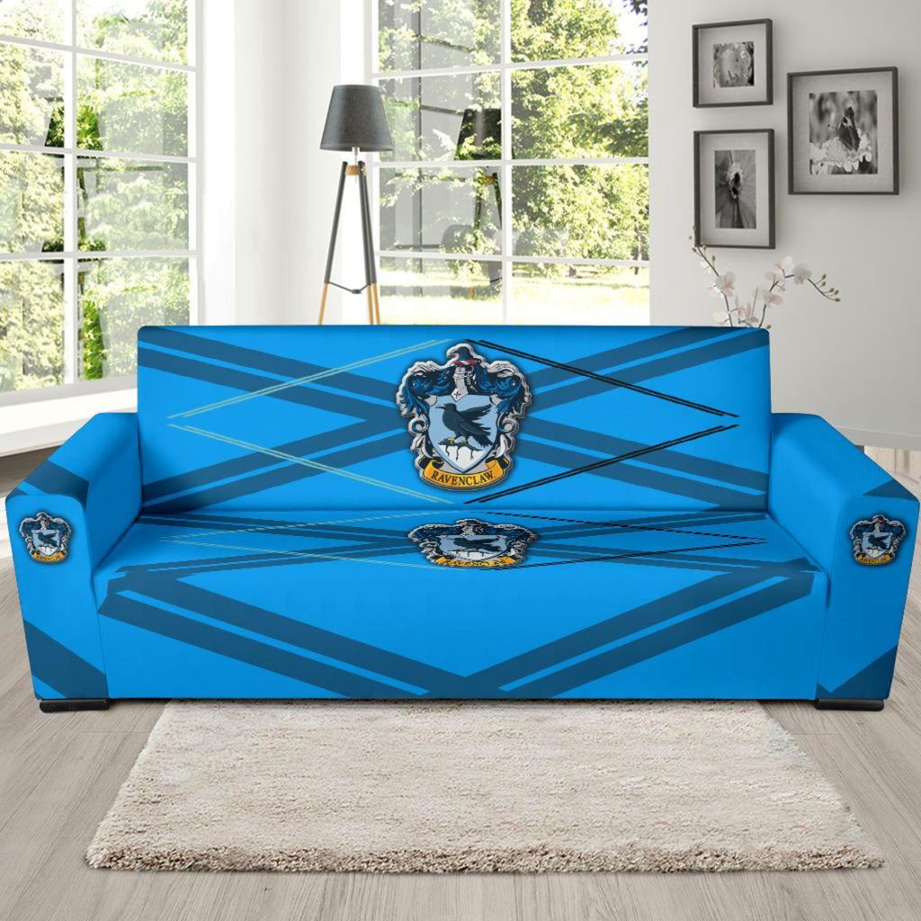 Harry Potter Series Ravenclaw Sofa Cover, Ravenclaw Gifts - Mermaid Freak