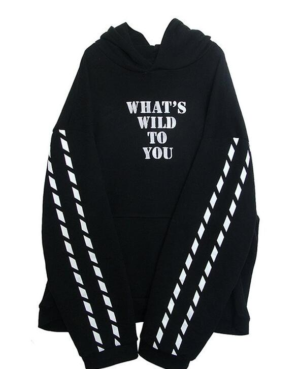 """WHAT'S WILD TO YOU"" Hoodies - Mermaid Freak"