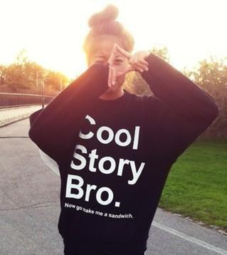 Cool Story Bro. Unisex Sweatshirt - Mermaid Freak