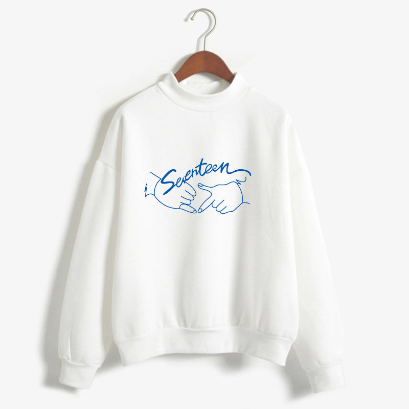 """Seventeen Comfy"" Mockneck - Mermaid Freak"