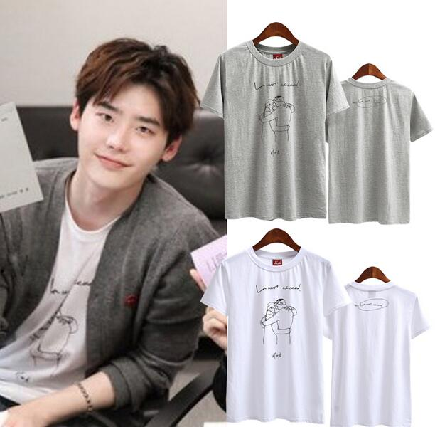Kpop Lee Jong Suk Tshirt - Mermaid Freak