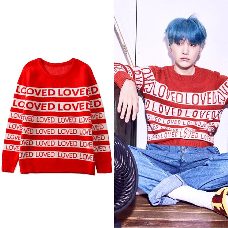 """Loved"" Sweater - Mermaid Freak"