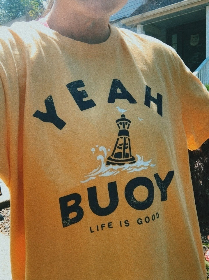 Yeah Buoy T-shirt - Mermaid Freak