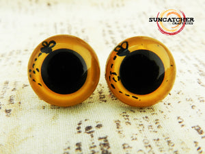 Bee Happy Craft Eyes by the Pair