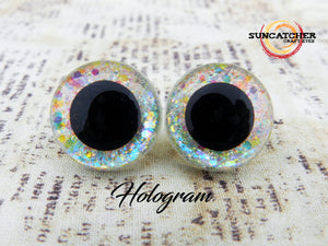Double Glitter Craft Eyes Value Pack