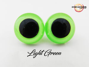 Glow in the Dark Craft Eyes by the Pair