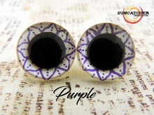 Henna Flower Tattoo Craft Eyes by the Pair