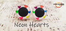 Floating Hearts Craft Eyes