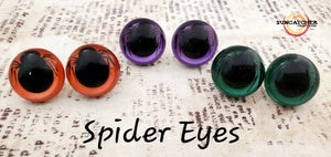 Spider Craft Eyes by the Pair