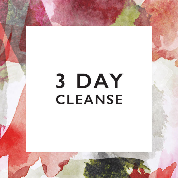 3 Day Cleanse with Nature Pressed Juicery