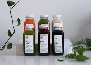 1 Day Juice Cleanse