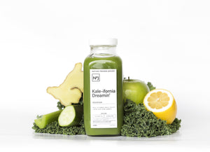 Nature Pressed Juicery - Kale-ifornia Dreamin' - Nourish Juice