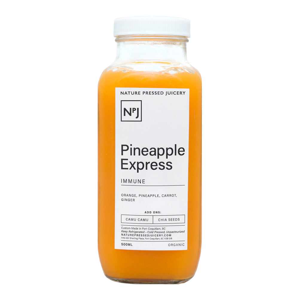 Pineapple Express - Nature Pressed Juicery