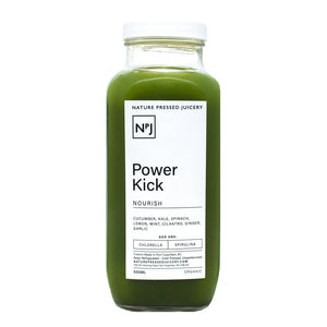 Power Kick - Nature Pressed Juicery