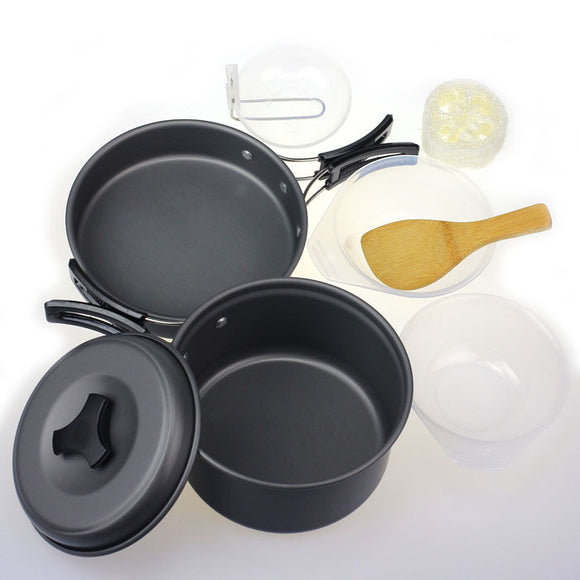 New Outdoor Camping Hiking Cookware