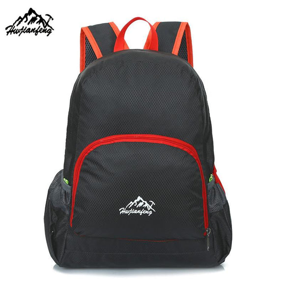 Hiking Waterproof Folding Outdoor Backpack