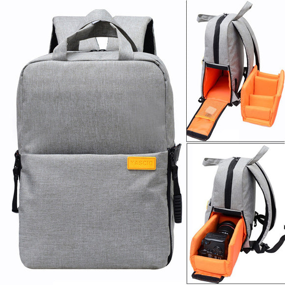 Digital DSLR Camera Backpack with Rain Cover