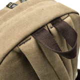 Aelicy Vintage Canvas Backpack Large Capacity