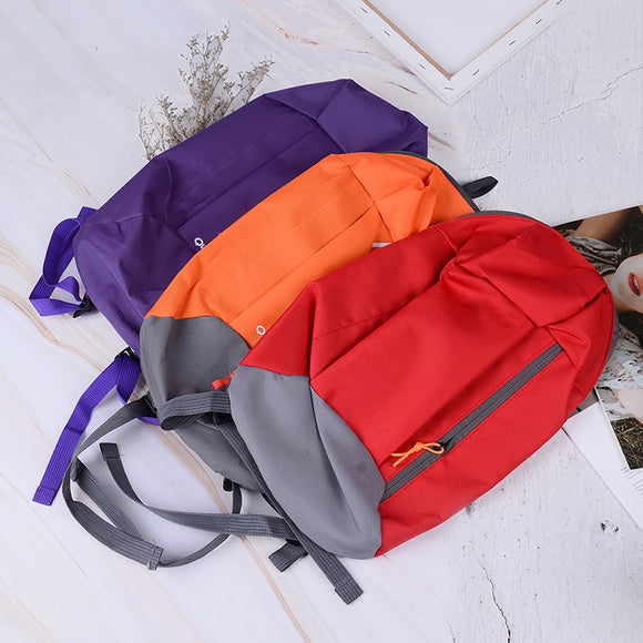 Lightweight Nylon Sports Backpack