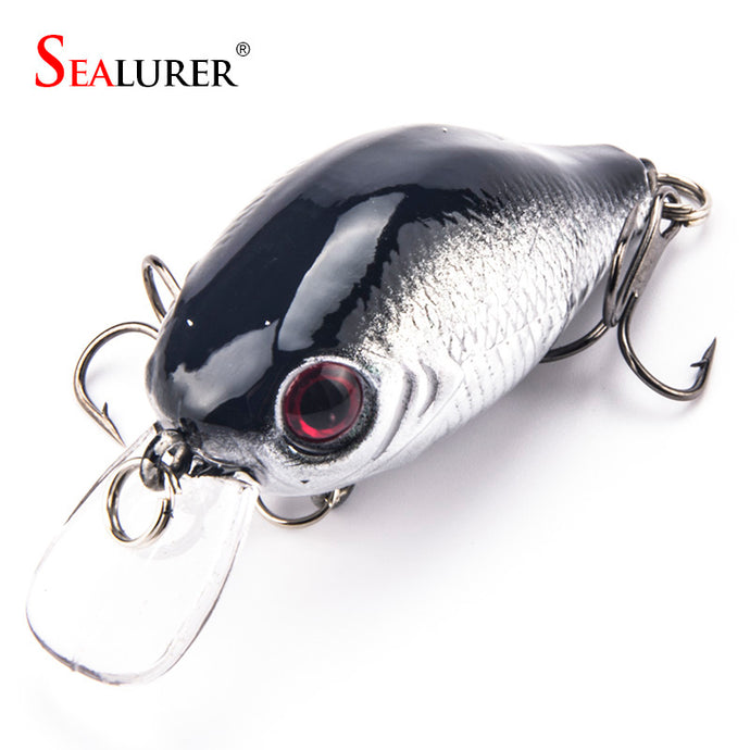 Brand Lifelike VIB Floating Fishing Lure 5.5CM 9G Pesca Hooks Fish