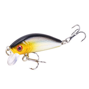 Fishing Lure 50mm 3.7g Topwater Minnow