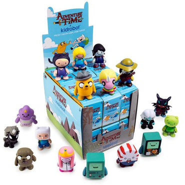 Adventure Time Mini and Medium Figures by Kidrobot Have Arrived!