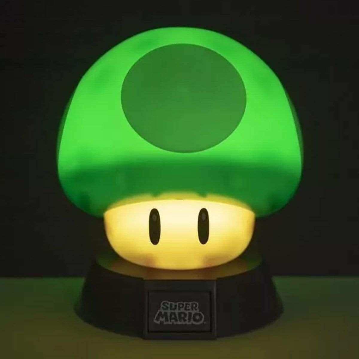 1up Mushroom Super Mario Bros Lamp Light By Nintendo