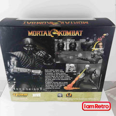 Noob Saibot (Special Edition) Mortal Kombat Action Figure by Storm Collectibles - IamRetro.com