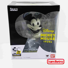 Mickey Mouse (1920's) Disney's 90th Anniversary Figuarts ZERO Mickey Mouse by Bandai