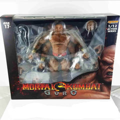 Prince Goro - Mortal Kombat 1/12 Scale Action Figure by Storm Collectibles