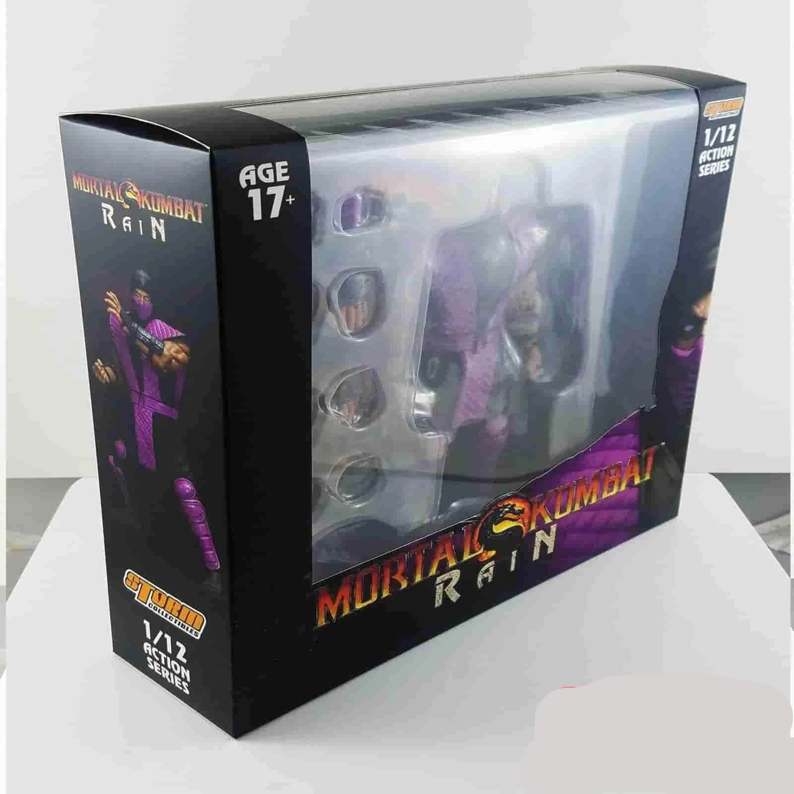 Rain - Mortal Kombat Ninja Action Figure NYCC Exclusive by Storm Collectibles
