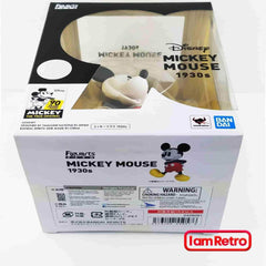 Mickey Mouse (1930's) Disney's 90th Anniversary Figuarts ZERO Mickey Mouse by Bandai