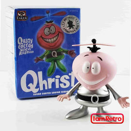 Qhrist Metallic Con Exclusive - Cereal Killers Mini Figure by Ron English Popaganda