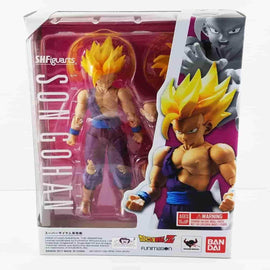 Super Saiyan Gohan Action Figure Dragon Ball S.H. Figuarts by BANDAI