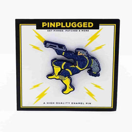 Cable (Earth-616) Enamel Pin by Pin Plugged - IamRetro