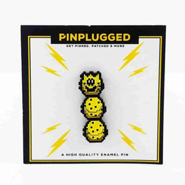 Pokey Enamel Pin by Pin Plugged