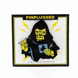 Special Herbs Doom Inspired Enamel Pin by Pin Plugged