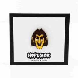 Count Chocula Cereal Monster Enamel Pin by Hope Sick - iamRetro.com