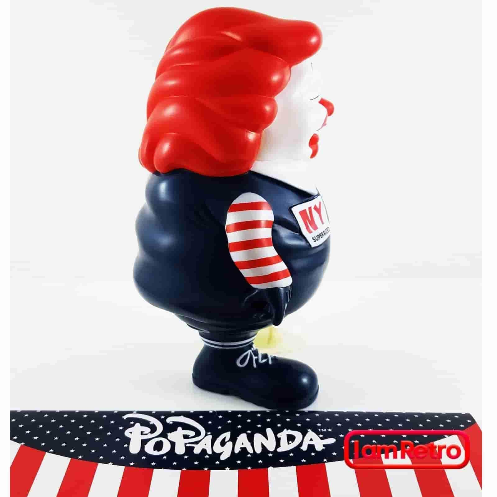 NY Half X-Ray MC SuperSized Secret Base x Toy Tokyo - Ron English - Popaganda