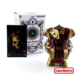 "The Emperor - Arcane Divination Mini Series 3"" Figure Kidrobot"