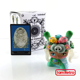 "Nature - Arcane Divination Mini Series 3"" Figure Kidrobot"