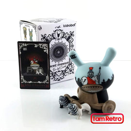 "The Chariot - Arcane Divination Mini Series 3"" Figure Kidrobot"