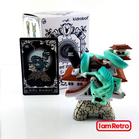"The Tower - Arcane Divination Mini Series 3"" Figure Kidrobot"