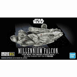Milleniuim Falcon Model Vehicle #15 Star Wars Empire Strikes Back by Bandai