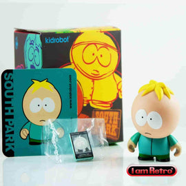 "Butters - South Park Series - Kidrobot - 3"" Mini Figure - IamRetro"