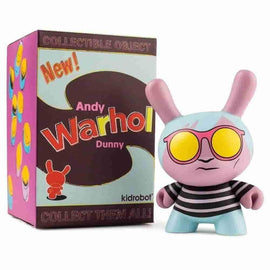 "Space Fruit Lemons SDCC 3"" Dunny by Andy Warhol x Kidrobot - IamRetro.com"