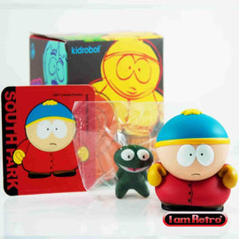 "Cartman - South Park Series 1 - Kidrobot - 3"" Figure Brand New Mint in Box - iamRetro.com"